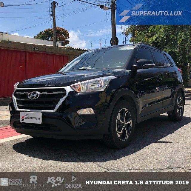 Hyundai Creta 1.6 Attitude AT6 2019 - Foto 2