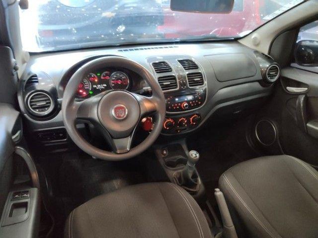 Fiat grand siena 2014 1.4 mpi attractive 8v flex 4p manual - Foto 9