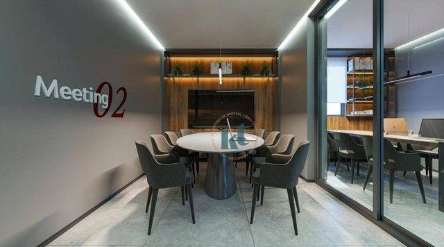 Flat com 1 dormitório à venda, 20 m² por R$ 145.235,00 - Manaíra - João Pessoa/PB - Foto 12