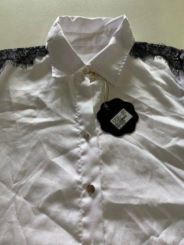 Camisa Branca - Foto 2