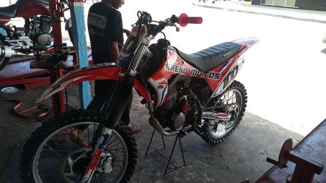 Moto para motocross - Foto 3