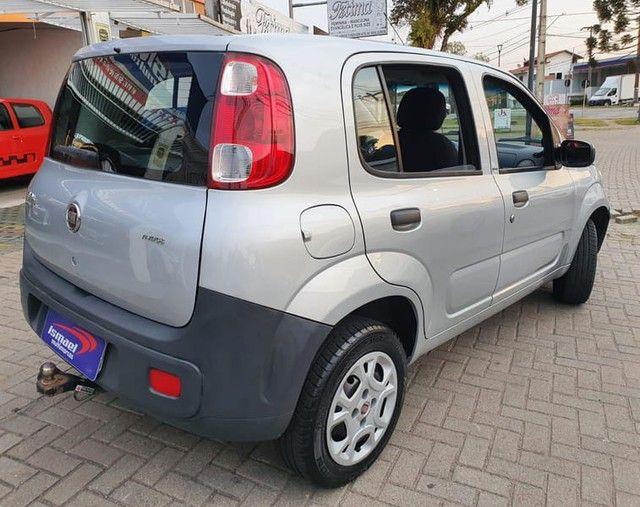 Fiat UNO VIVACE 1.0 8V FLEX 4P MEC. - Foto 2