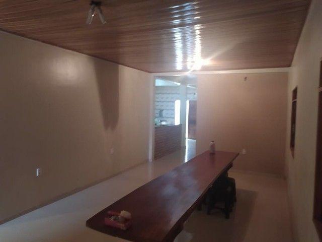 Mesa em madeira de lei 4mx70cm