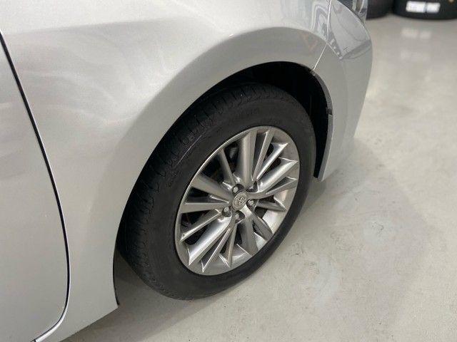 Corolla XEI 2.0 Flex aut. 2017 BLINDADO - Foto 19