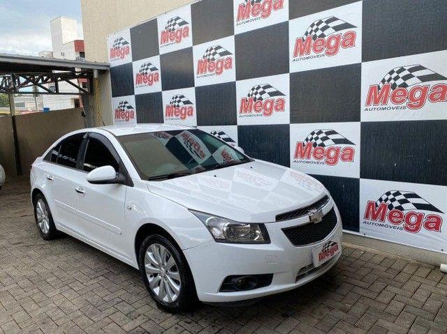 gm Cruze Sedan ltz 2014 Mais completo da categoria + Emplacamento 2021 Pago  - Foto 10