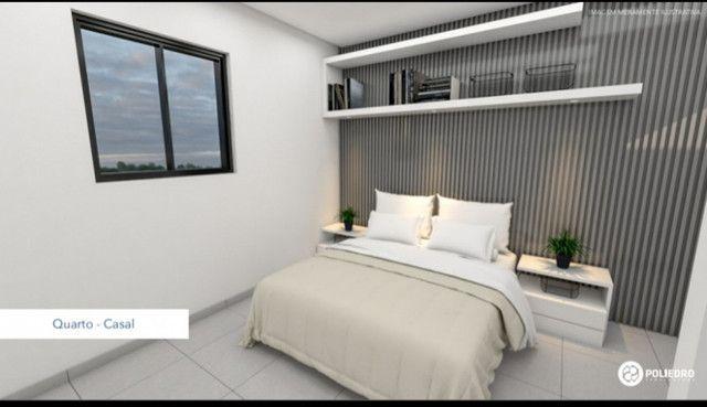 Apartamento à venda com 2 dormitórios em Paratibe, João pessoa cod:007110 - Foto 5