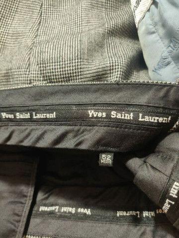 Terno importado da marca Yves Saint Laurent Vintage,Tamanho M - Foto 5