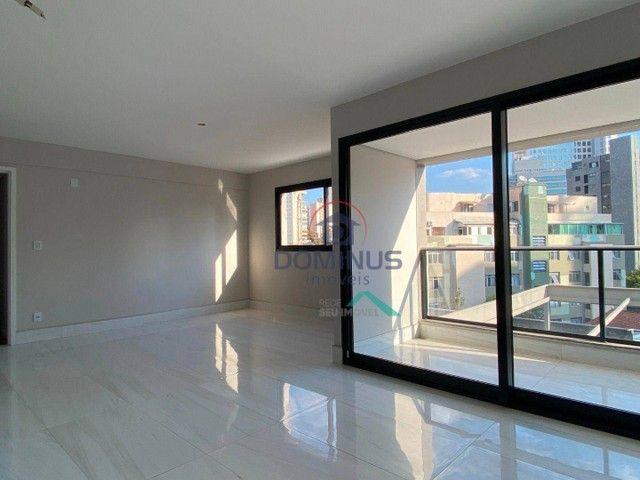 Apartamento com 3 quartos à venda - Serra/ Funcionários - Belo Horizonte/MG