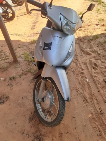 Vendo um moto Honda biz  - Foto 3