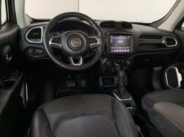 jeep renegade longitude 1,8  automatico 2019  km 37091 R$ 90.990,00 - Foto 8