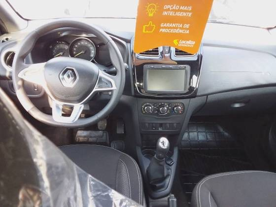 SANDERO 2020/2021 1.0 12V SCE FLEX ZEN MANUAL - Foto 4