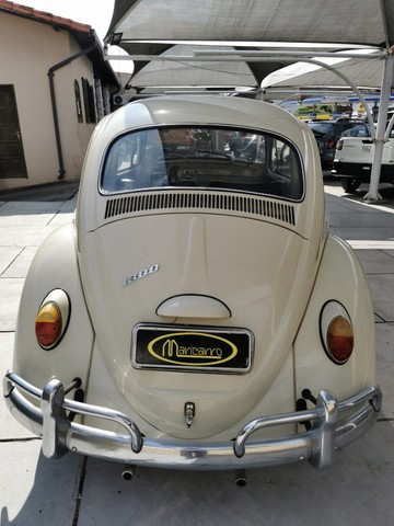Volkswagen Fusca 42.616 KM - Foto 3