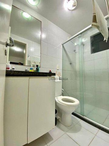 Edf. Tyche. Apartamento com 3 dormitórios, 86 m² - venda por R$ 370.000 ou aluguel por R$  - Foto 15