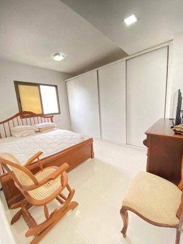 AB142 - Apartamento com porcelanato/02 suítes/projetados - Foto 3