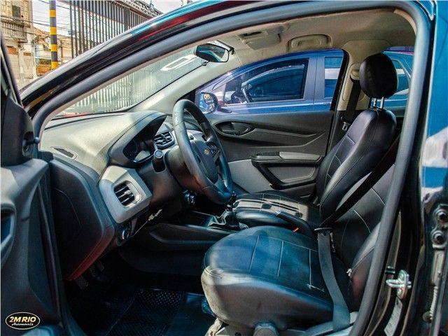 Chevrolet Onix 2016 1.0 mpfi lt 8v flex 4p manual - Foto 14