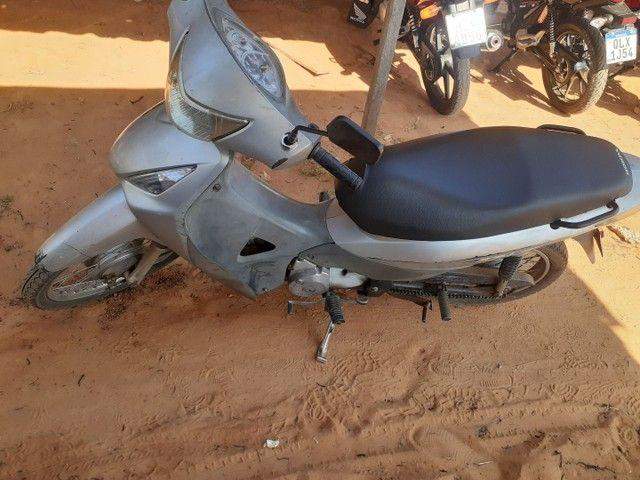 Vendo um moto Honda biz  - Foto 2