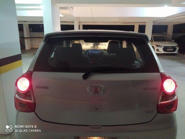 Toyota Etios X 1.3 2014 flex - Foto 5