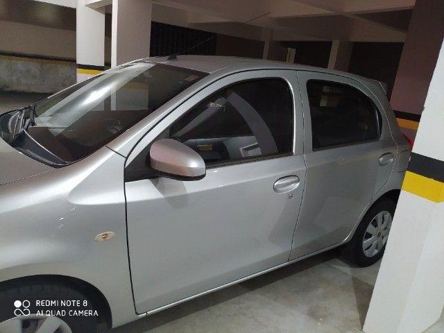 Toyota Etios X 1.3 2014 flex - Foto 3