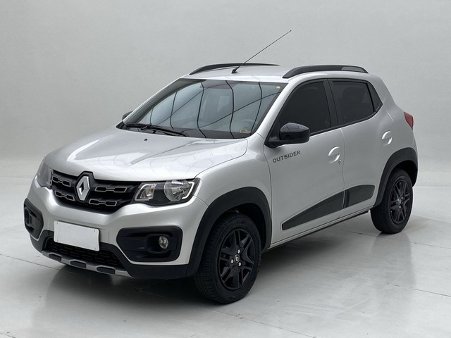 Renault KWID KWID OUTSIDER 1.0 Flex 12V 5p Mec. - Foto 8