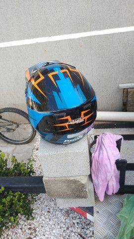 Capacete pro tork motocross - Foto 2