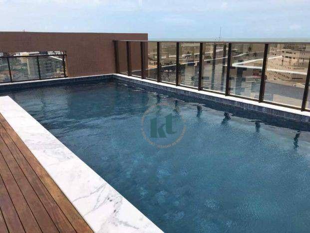 Apartamento com 3 dormitórios à venda, 105 m² por R$ 680.000,00 - Jardim Oceania - João Pe - Foto 15