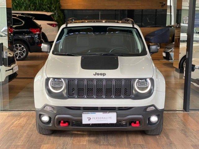 Jeep Renegade Trailhawk 2.0 Turbo Diesel 4x4 Automático 2020 - Foto 2