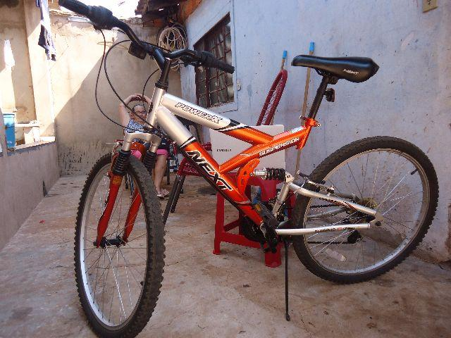 Bicicleta Shimano Power X