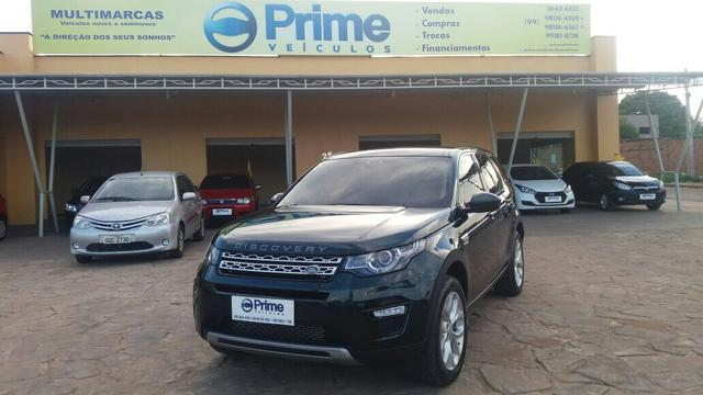 Land Rover Discovery Sport HSE 2015/2016 7lugares Diesel