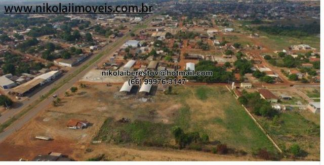 Terreno comercial avenida principal 18.000 m² nikolaiimoveis
