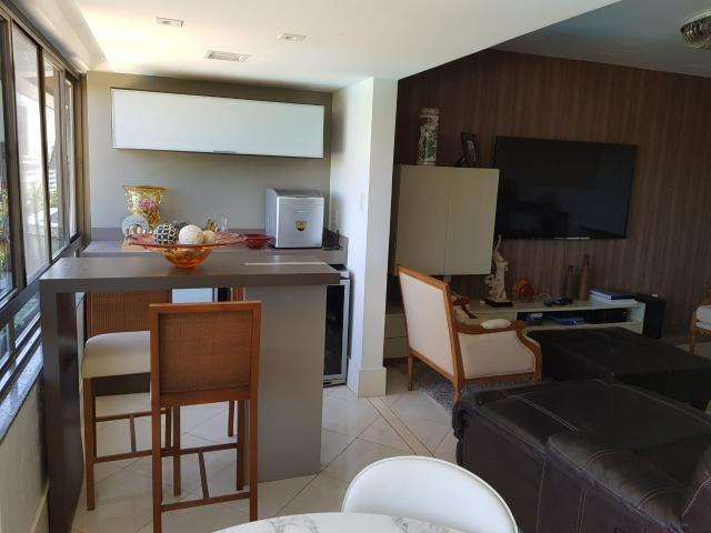Excelente 4 suites no Horto Florestal com 250m, total infraestrutura, oportunidade !! - Foto 4