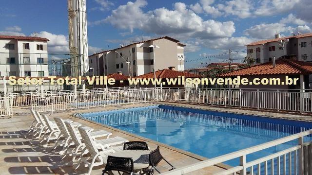 Total Ville | Apartamentos 2 Quartos | Incluso Condomínio | whats 98422-4603