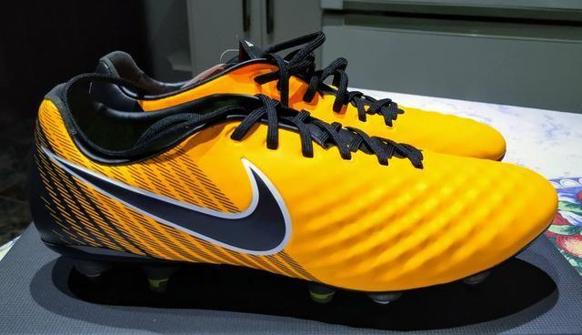 8d88d12d226af Nike Chuteira Magista Opus II Sg-pro Trava Mista Tam 41 - Esportes e ...