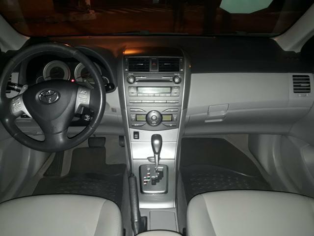 Corolla xei 2012 aut impecavel - Foto 5