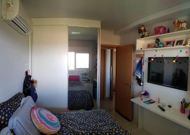 Vende-se Apartamento no Condomínio Brasil Beach, com 2 Quartos sendo 1 Suíte - Foto 7