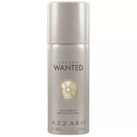 Desodorante Spray Masculino Azzaro Wanted 150ml