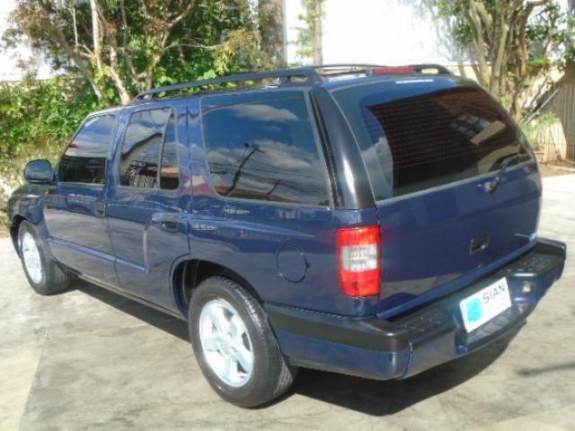 Chevrolet blazer 2005 2.4 mpfi advantage 4x2 8v gasolina 4p manual - Foto 12