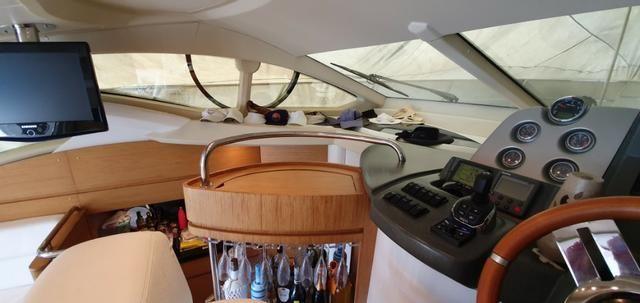 Intermarine Azimut 480 2008. não Phantom sessa ferretti - Foto 18
