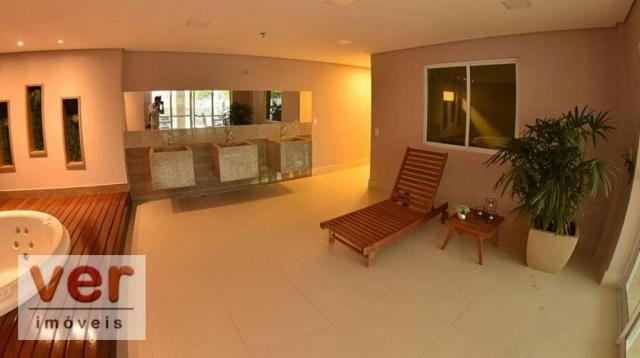 Apartamento com 2 dormitórios à venda, 52 m² por R$ 279.000,00 - Presidente Kennedy - Fort - Foto 14