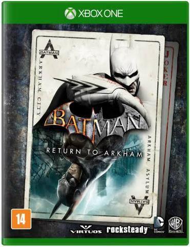 Batman Return to Arkham(Xbox One)