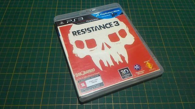 Jogo PS3 - Resistance 3 - Original
