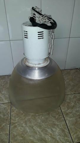 Luminária Para Galpão