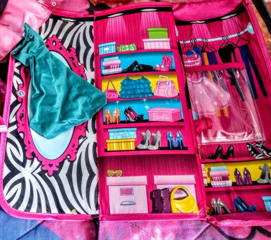 Bolsa Barbie