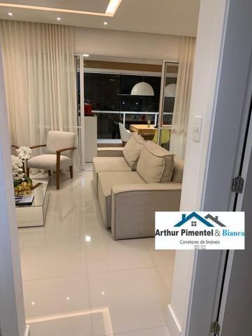 Planto GreenVille Nascente 2/4 com Home finamente decorado - Foto 8