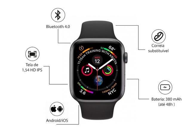 Relógio FusionWatch