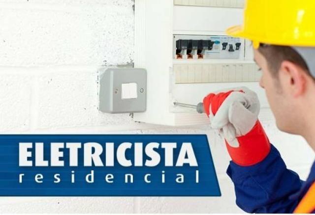 Eletricista instalador residencial
