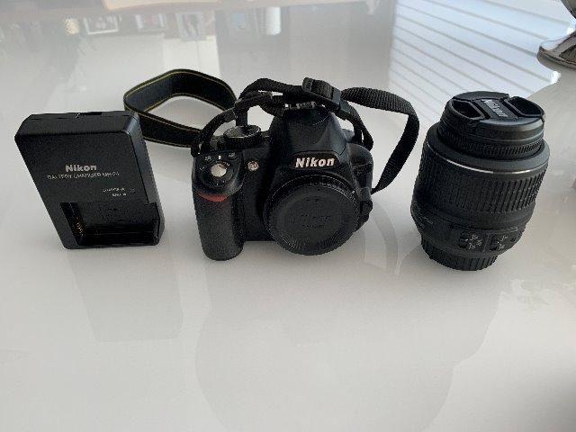 Nikon D3100 VR kit