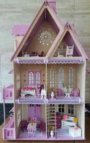 Casinhas de boneca Polly - Foto 2