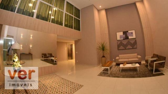 Apartamento com 2 dormitórios à venda, 52 m² por R$ 279.000,00 - Presidente Kennedy - Fort - Foto 15