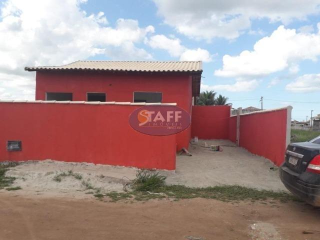 KE-Casa com 2 quartos, dentro do Condomínio Bounganville 2 em Unamar/Cabo Frio.