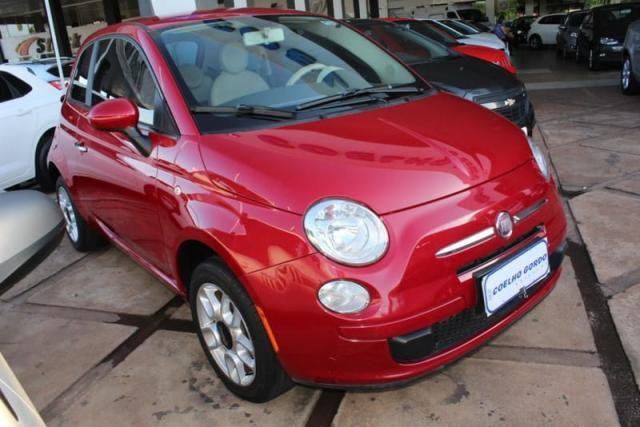 FIAT 500 CULT 1.4 MEC. EVO 8V (FLEX) IMP 2P 2012